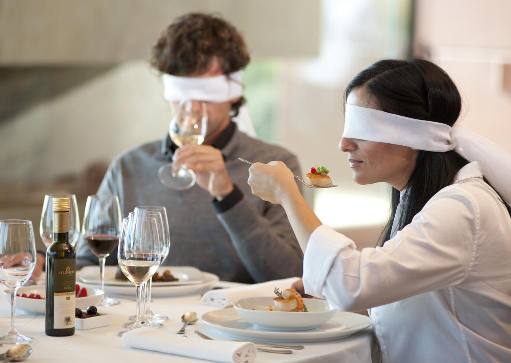 Analisis sensorial comida y bebida